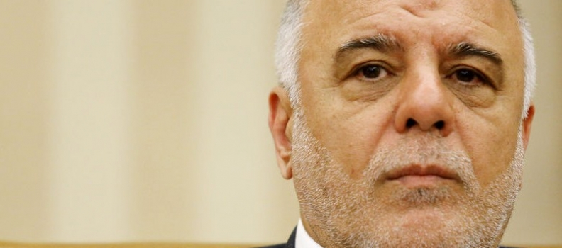 Abadi fends off calls by Iran allies in Iraq to react to Trump travel ban