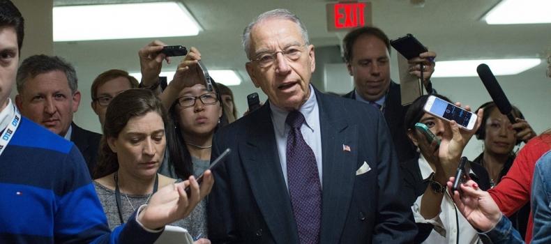Senators plan to revive sentencing reform push